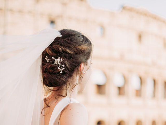 Il matrimonio di Gabriele e Elena a Roma, Roma 28