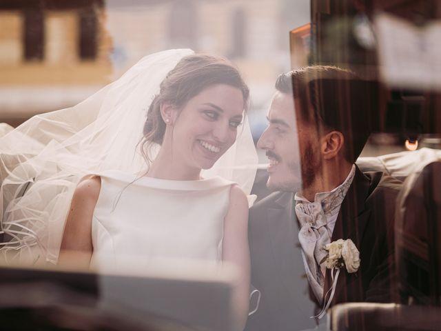Il matrimonio di Gabriele e Elena a Roma, Roma 29
