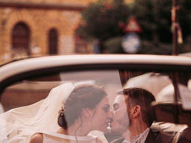 Il matrimonio di Gabriele e Elena a Roma, Roma 30