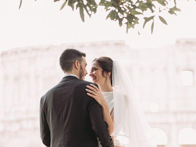 Il matrimonio di Gabriele e Elena a Roma, Roma 31