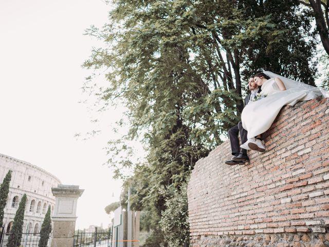 Il matrimonio di Gabriele e Elena a Roma, Roma 32