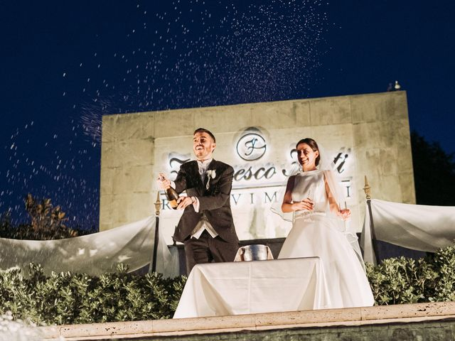 Il matrimonio di Gabriele e Elena a Roma, Roma 35
