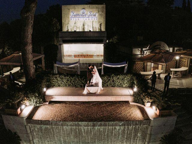 Il matrimonio di Gabriele e Elena a Roma, Roma 36