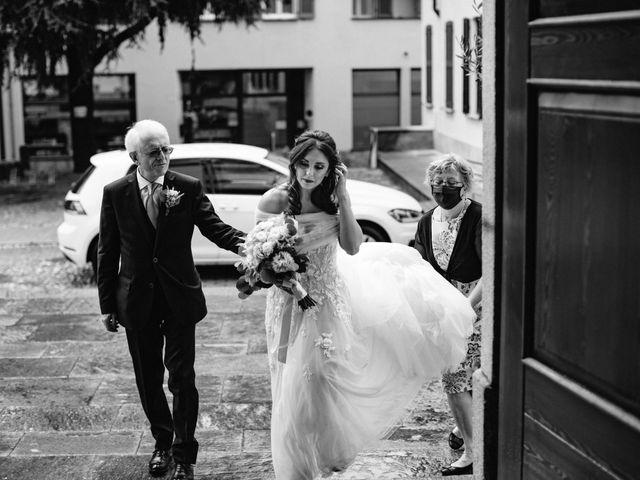 Il matrimonio di Matteo e Anna a Rho, Milano 20