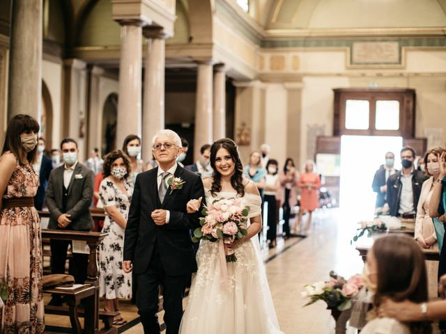 Il matrimonio di Matteo e Anna a Rho, Milano 21