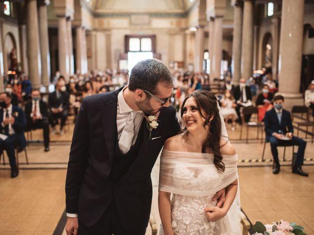 Il matrimonio di Matteo e Anna a Rho, Milano 22