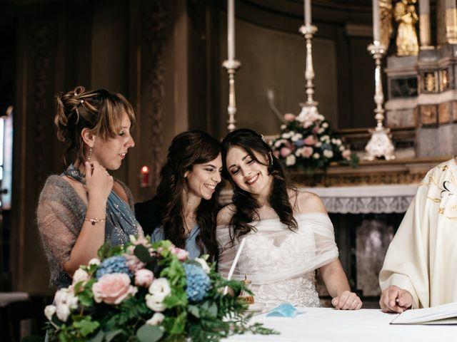 Il matrimonio di Matteo e Anna a Rho, Milano 24