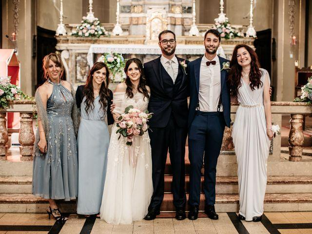 Il matrimonio di Matteo e Anna a Rho, Milano 26