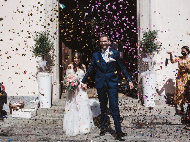 Il matrimonio di Matteo e Anna a Rho, Milano 27