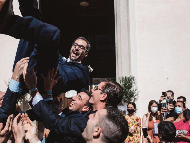 Il matrimonio di Matteo e Anna a Rho, Milano 28