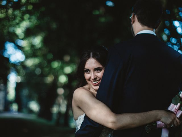 Il matrimonio di Matteo e Anna a Rho, Milano 57