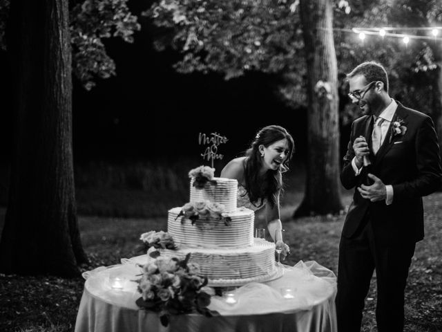 Il matrimonio di Matteo e Anna a Rho, Milano 86