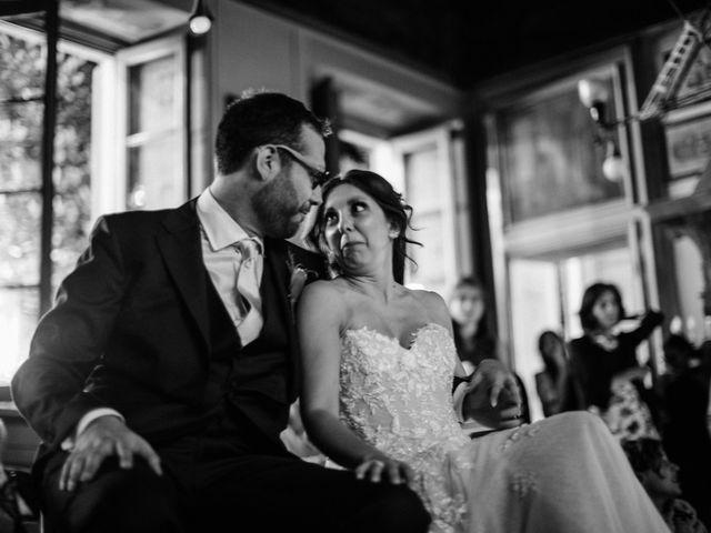 Il matrimonio di Matteo e Anna a Rho, Milano 92