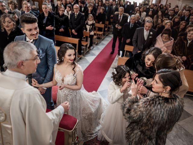 Il matrimonio di Sonia e Andrea a Bronte, Catania 20