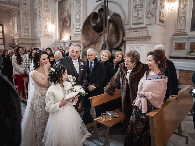 Il matrimonio di Sonia e Andrea a Bronte, Catania 23