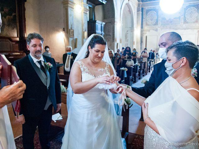 Il matrimonio di Elena e Riccardo a Mantova, Mantova 25