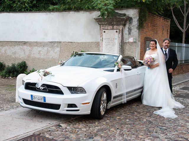 Il matrimonio di Elena e Riccardo a Mantova, Mantova 36