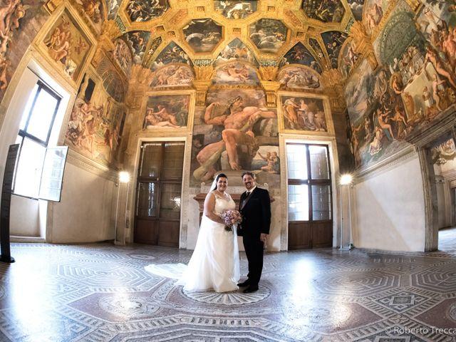 Il matrimonio di Elena e Riccardo a Mantova, Mantova 40