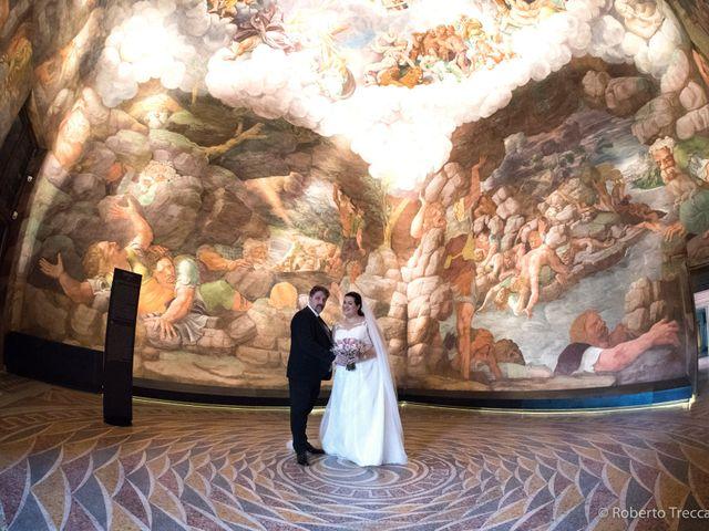 Il matrimonio di Elena e Riccardo a Mantova, Mantova 43