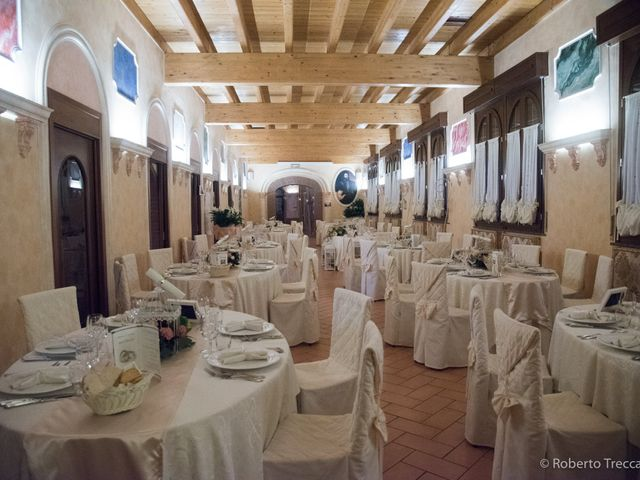 Il matrimonio di Elena e Riccardo a Mantova, Mantova 51