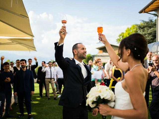 Il matrimonio di Andrea e Eleonora a San Zeno di Montagna, Verona 7