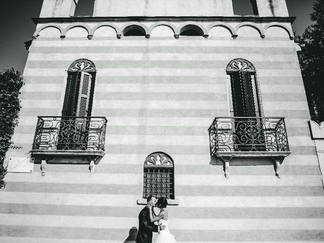 Il matrimonio di Andrea e Eleonora a San Zeno di Montagna, Verona 11