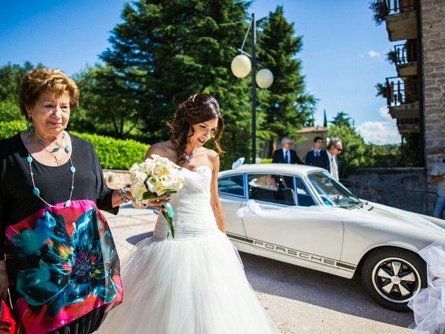 Il matrimonio di Andrea e Eleonora a San Zeno di Montagna, Verona 18
