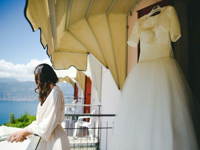 Il matrimonio di Andrea e Eleonora a San Zeno di Montagna, Verona 29