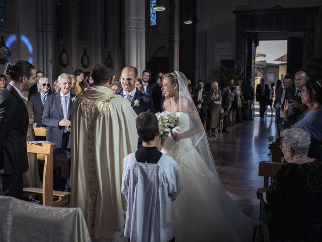 Il matrimonio di Gianluca e Jasmine a Milano, Milano 12