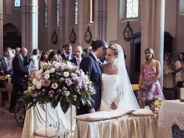 Il matrimonio di Gianluca e Jasmine a Milano, Milano 17