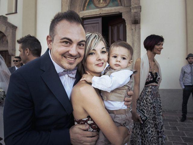 Il matrimonio di Gianluca e Jasmine a Milano, Milano 20