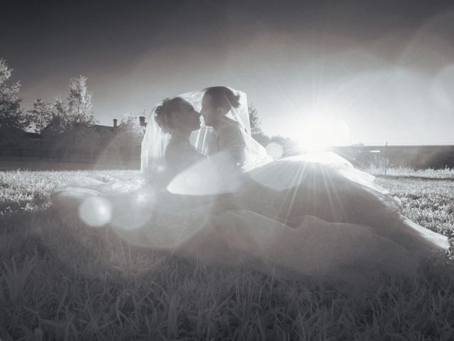 Il matrimonio di Gianluca e Jasmine a Milano, Milano 28