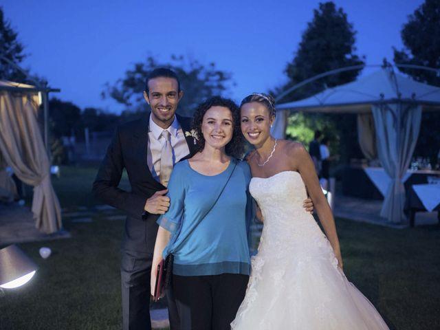 Il matrimonio di Gianluca e Jasmine a Milano, Milano 36