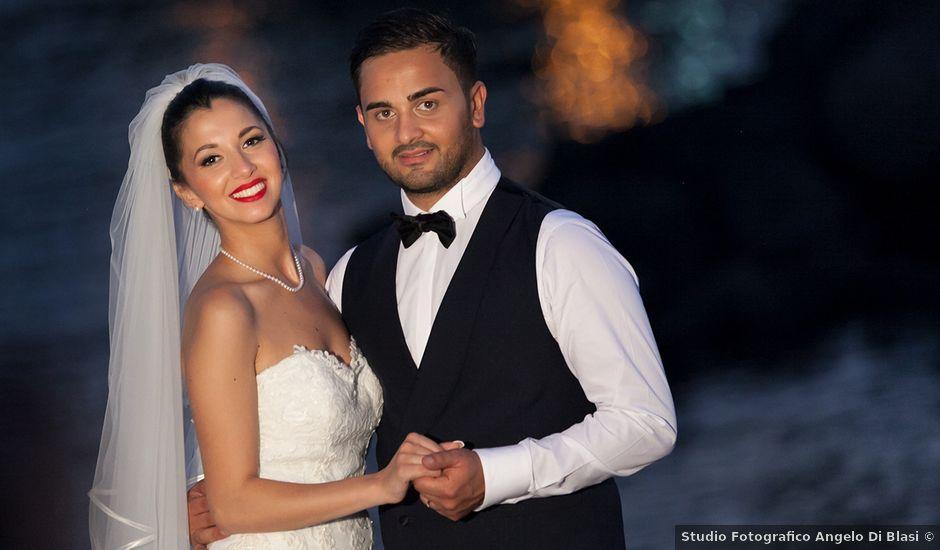 Il matrimonio di Matteo e Miriana a Catania, Catania