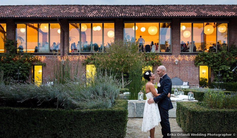 Il matrimonio di Massimo e Elena a Campiglione Fenile, Torino