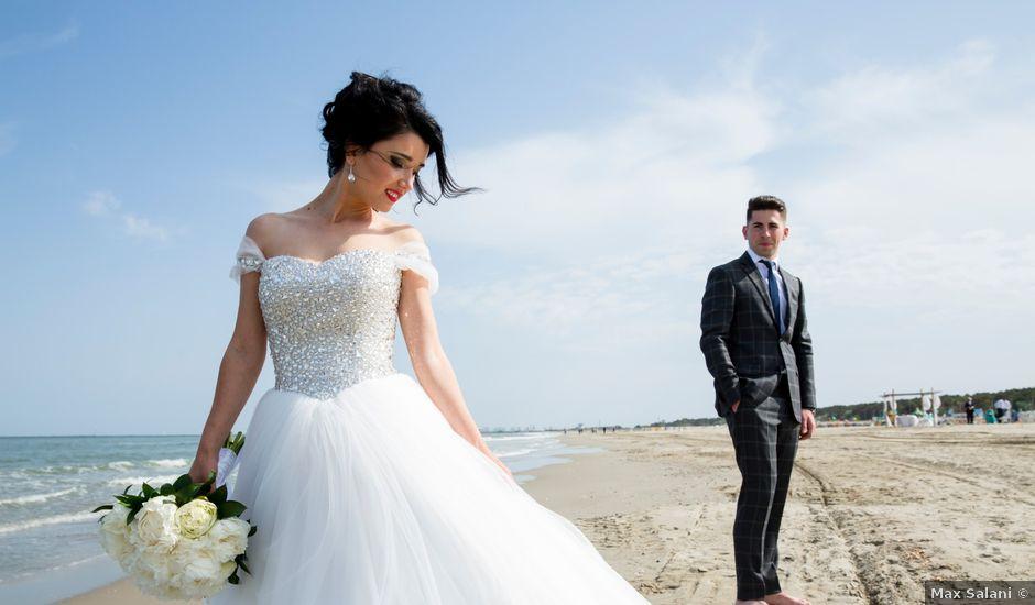 Il matrimonio di Isaac e Gaya a Ravenna, Ravenna