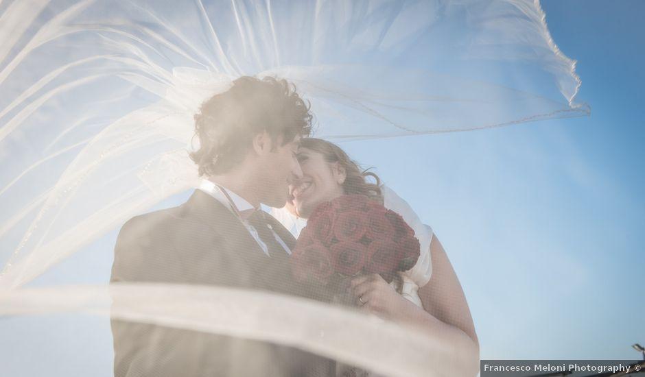 Il matrimonio di Gianfranco e Nicole a Cagliari, Cagliari
