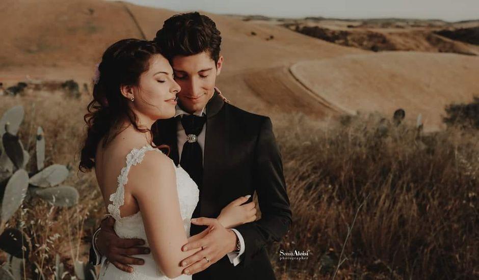 Il matrimonio di Angelo e Chiara a Pergusa, Enna