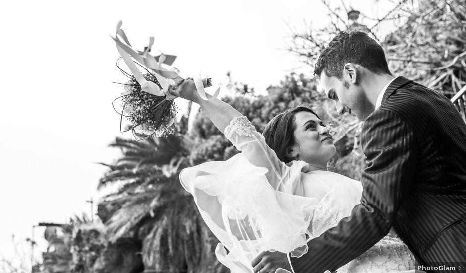 Il matrimonio di Fabio e Laura a Aci Castello, Catania
