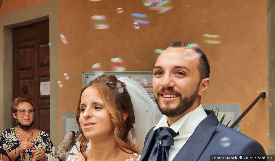 Il matrimonio di Dario e Giulia  a Calenzano, Firenze