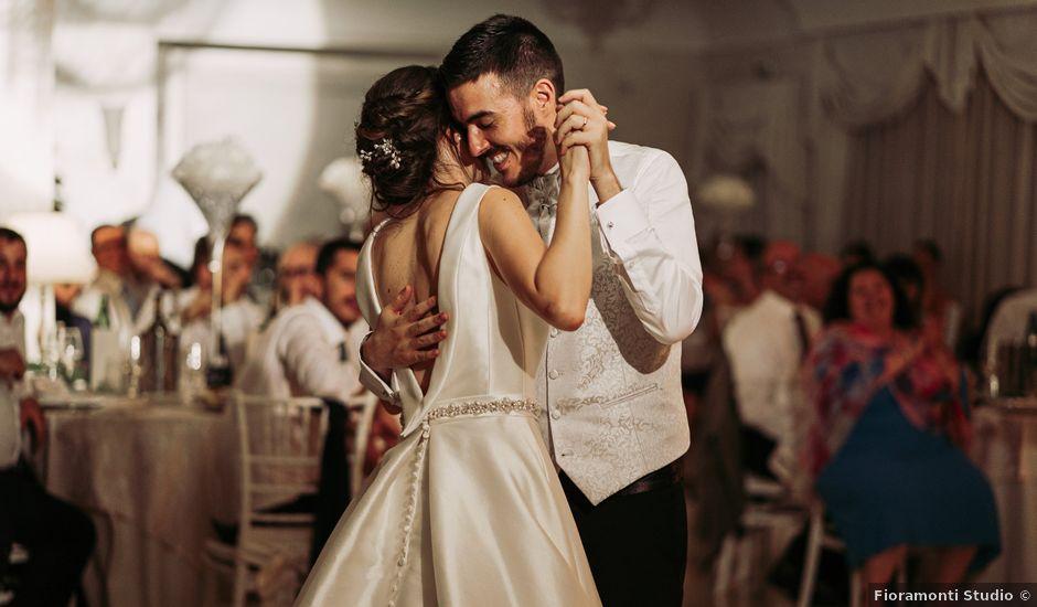 Il matrimonio di Gabriele e Elena a Roma, Roma