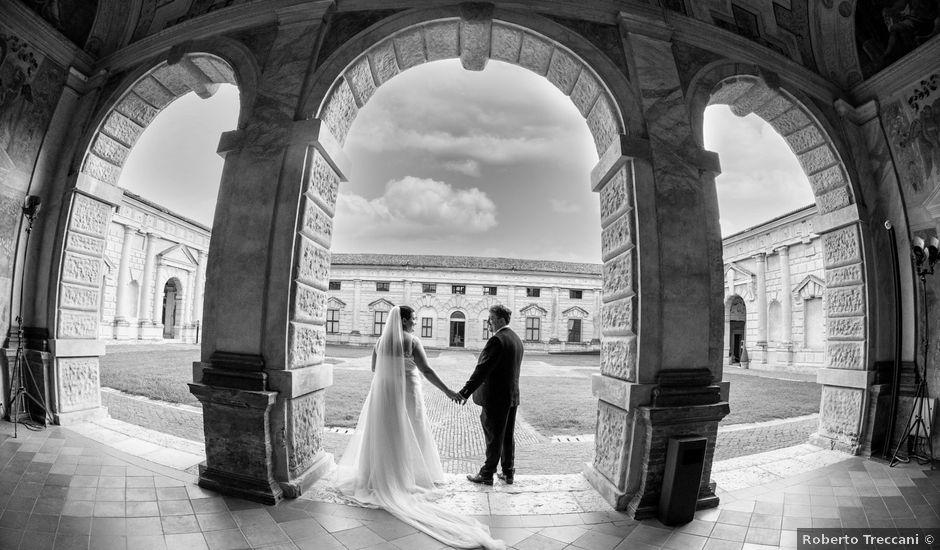 Il matrimonio di Elena e Riccardo a Mantova, Mantova