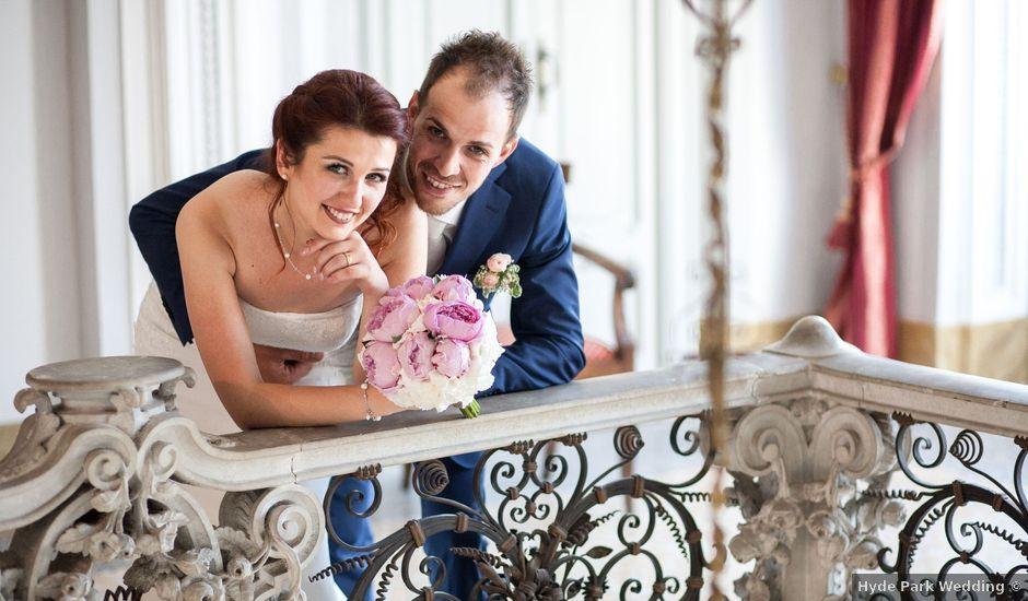 Il matrimonio di Loris e Blerta a Dairago, Milano