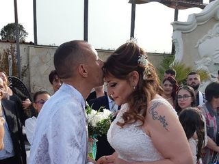 Le nozze di Rosaria e Giuseppe 1