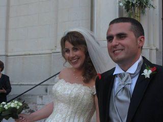 Le nozze di Oriana e Sergio