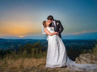 Le nozze di Giacomo e Elisabetta
