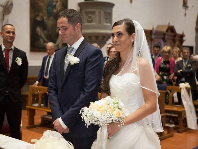Il matrimonio di Antonio e Eleonora a Prato, Prato 7