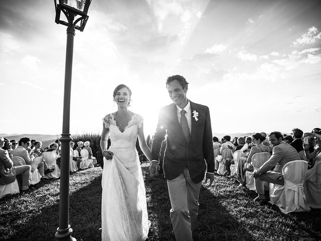 Le nozze di Nicolette e Matt