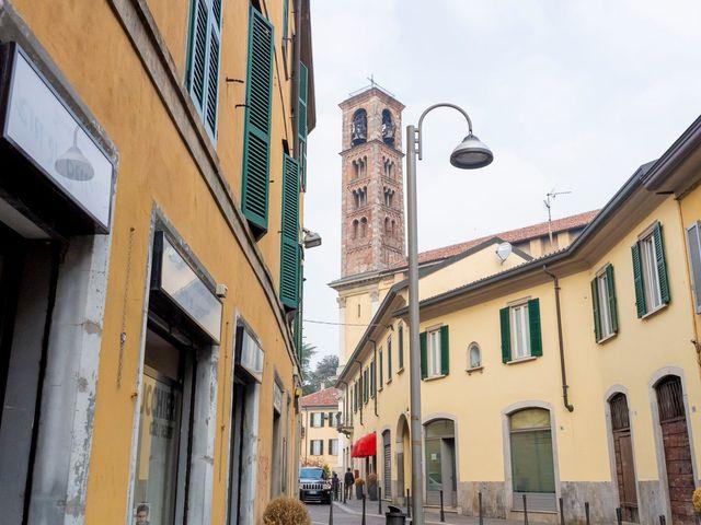 Il matrimonio di Fabrizio e Carlotta a Imbersago, Lecco 16