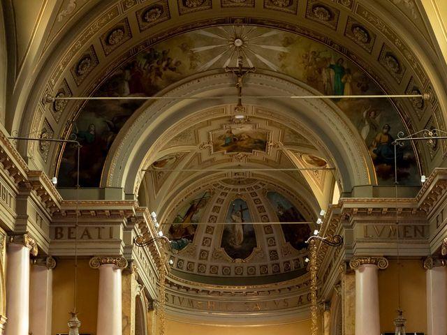 Il matrimonio di Fabrizio e Carlotta a Imbersago, Lecco 18
